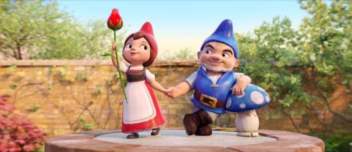 Gnomeo e Julieta chega ao Disney+ em março (Imagem: Divulgação/Disney+)