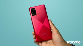 Samsung Galaxy A02s: o essencial para quem não exige muito