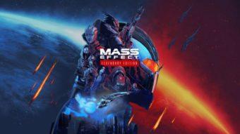 Mass Effect Legendary Edition é lançado com bug estranho no Xbox