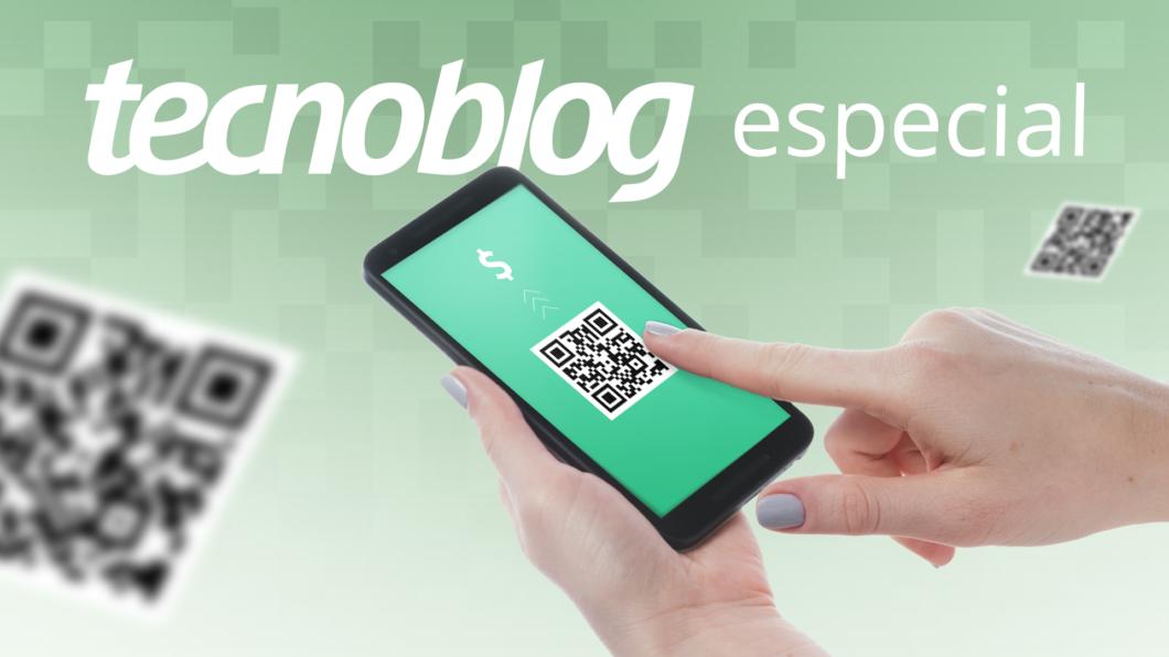 Pagamento via QR Code, por favor! (Imagem: Vitor Pádua/Tecnoblog)