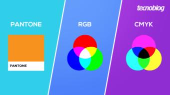 Pantone, RGB e CMYK; qual a diferença?