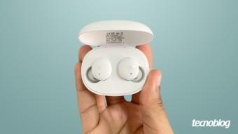 Fone Bluetooth Realme Buds Q: acessível e meio eclético
