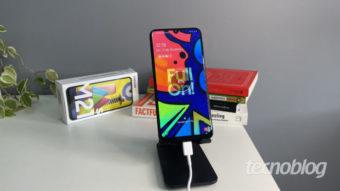 Samsung Galaxy M22 é homologado pela Anatel com bateria de 5.000 mAh