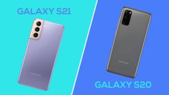 Samsung Galaxy S20 ou S21; qual a diferença?