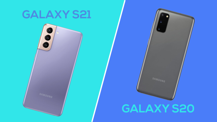 Galaxy S20 or S21? Comparative reveals what changes in technical sheet