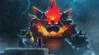 Super Mario 3D World + Bowser's Fury é lançado no Switch