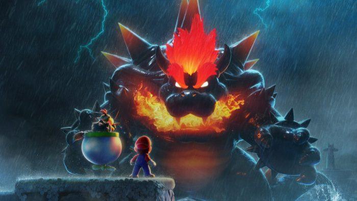 Super Mario 3D World + Bowser's Fury chega ao Switch (Imagem: Divulgação/Nintendo)