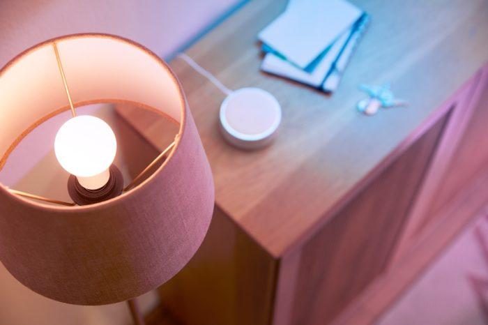 Lâmpada inteligente Wiz Bulbo A60 (Imagem: Divulgação/Wiz)