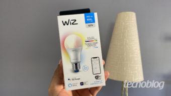 Wiz, marca de iluminação inteligente, chega ao Brasil para concorrer com Positivo