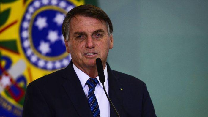 Presidente da República, Jair Bolsonaro (Imagem: Marcelo Camargo/Agência Brasil)