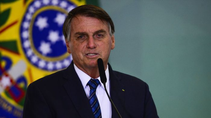 Jair Bolsonaro (Imagem: Marcelo Camargo/Agência Brasil)
