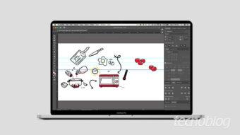Como centralizar e alinhar objetos no Illustrator
