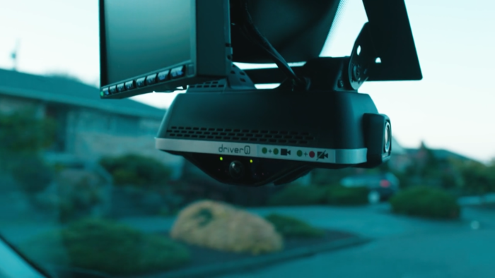 Amazon quer implementar câmera com IA para monitorar motoristas (Imagem: Reprodução/Amazon)