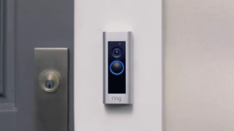 Amazon coloca Alexa em campainha inteligente para atender visitas