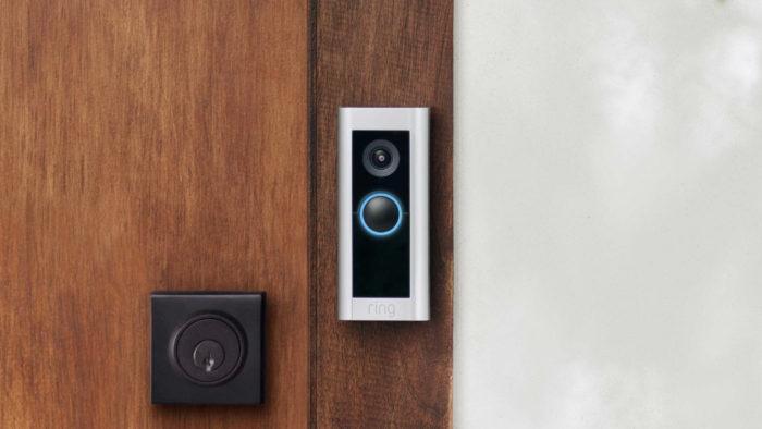 Ring Video Doorbell Pro 2 (Imagem: Divulgação/Ring)