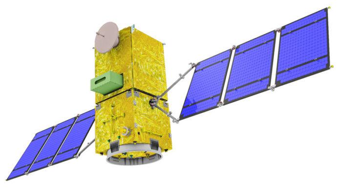 Satélite Amazonia-1 será lançado em 28 de fevereiro (Imagem: Reprodução/INPE)