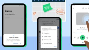 Android recebe pacote de novidades: check-up de senha, Assistente e mais