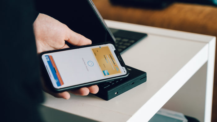 Apple Pay (Imagem: CardMapr/Unsplash)