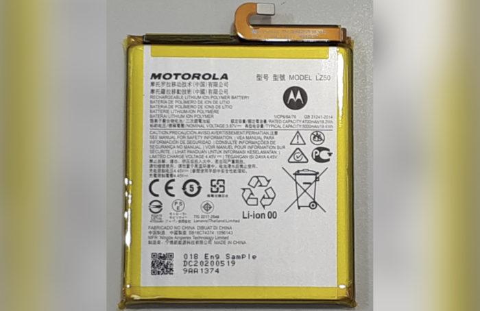 Bateria do Moto G100 5G (Imagem: Reprodução/Tecnoblog)
