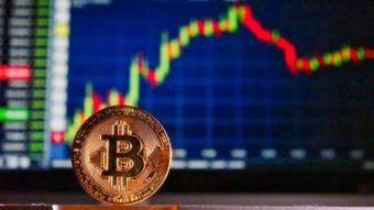 Bitcoin retorna aos US$ 50 mil, maior preço em três meses