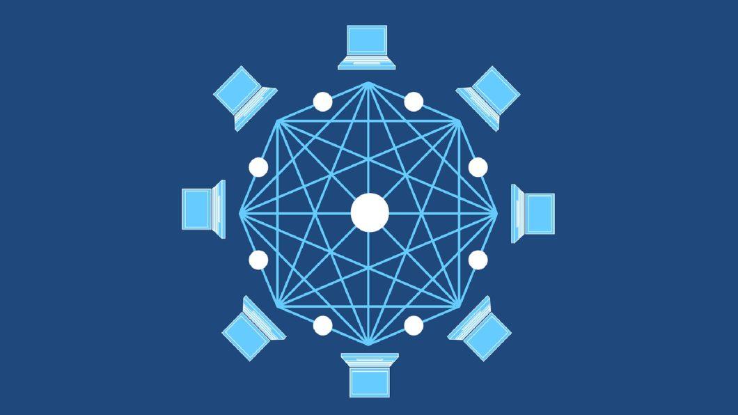 Rede blockchain (Imagem: Tumisu/Pixabay)