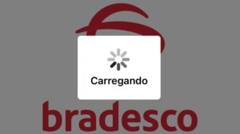 App do Bradesco está fora do ar com erro 603 nesta sexta (26)