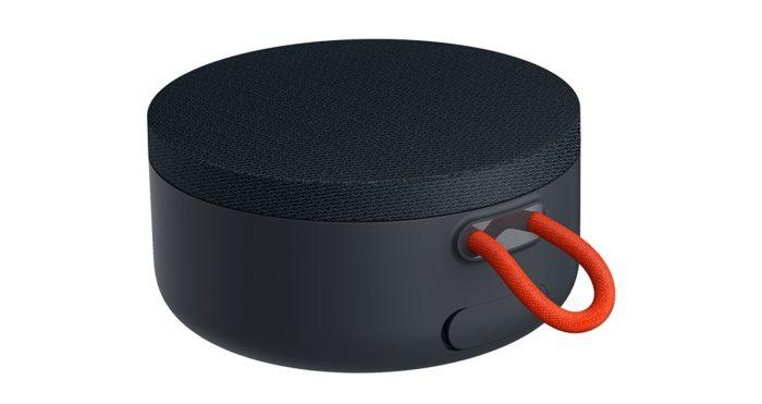 Caixa de Som Bluetooth 4W à Prova d'Água (Imagem: divulgação/Xiaomi)