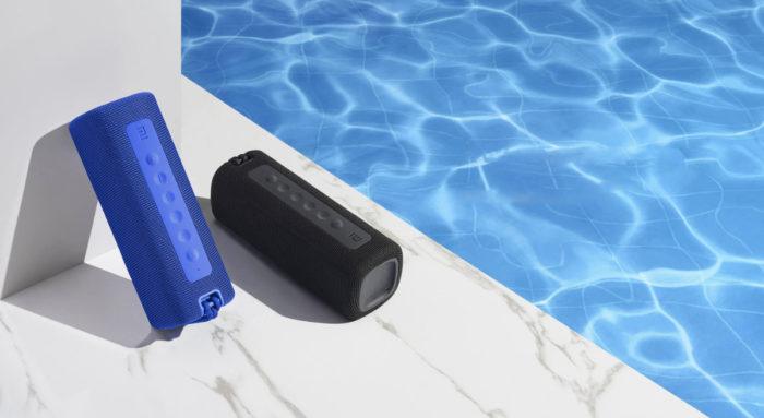 Caixa de Som Bluetooth 16w à Prova d'água (Imagem: divulgação/Xiaomi)