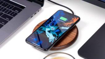 Como funcionam os celulares com carregamento por indução