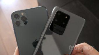Como enviar fotos via Bluetooth do iPhone para o Android