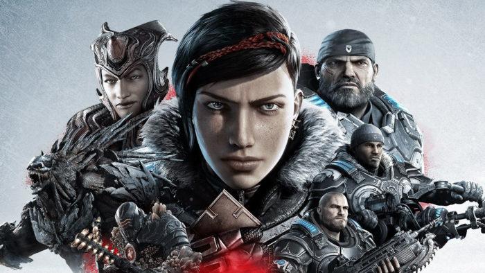 Gears 5 (Imagem: Divulgação/The Coalition/Xbox Game Studios)