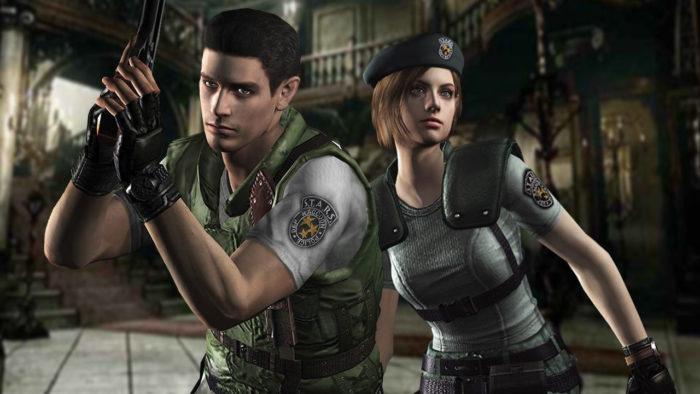 Resident Evil Remake (Imagem: Divulgação/Capcom)