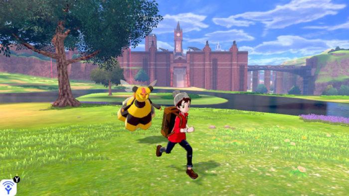 Como jogar Pokémon Sword e Shield / Reprodução / The Pokémon Company
