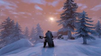 Valheim chega a meio milhão de jogadores simultâneos no Steam