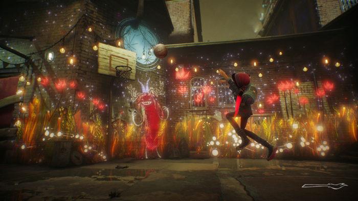 Concrete Genie (Imagem: Divulgação/PixelOpus/Sony Interactive Entertainment)