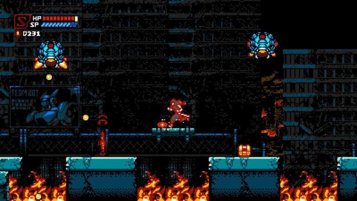 Cyber Shadow (Imagem: Reprodução/Mechanical Head Studios/Yatch Club Games)
