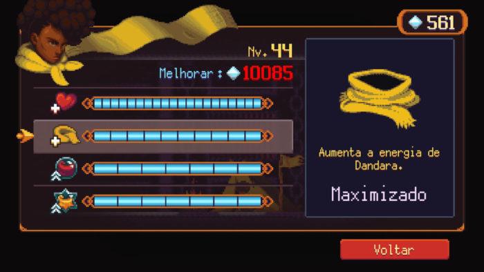 Dandara: Trials of Fear Edition (Imagem: Reprodução/Long Hat House)