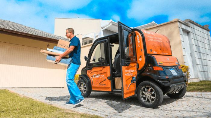 ASAP Log fará entregas em serviço de Pontofrio, Casas Bahia e Extra (Imagem: Divulgação)