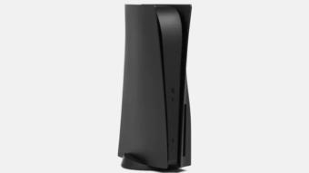 Faceplate preto para PS5 começa a ser vendido pela Dbrand