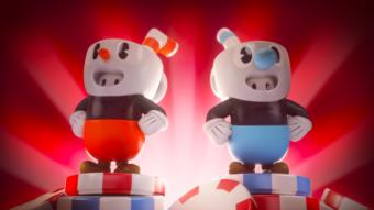 Fall Guys anuncia roupinhas do game Cuphead