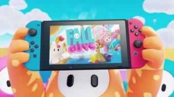 Fall Guys é confirmado para Nintendo Switch e sai no meio do ano