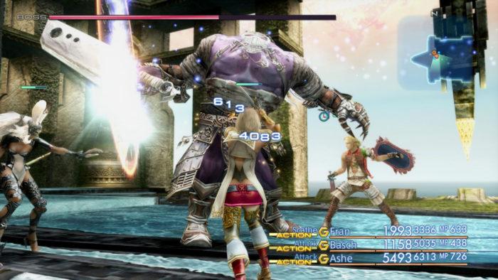 Final Fantasy XII: The Zodiac Age (Imagem: Divulgação/Square Enix)