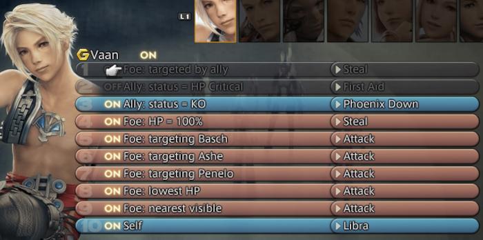 Final Fantasy XII: The Zodiac Age (Imagem: Reprodução/Square Enix)