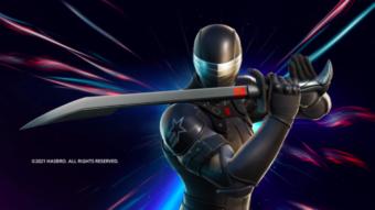Fortnite recebe Snake Eyes de Comandos em Ação