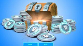 Fortnite dá V-Bucks a alguns jogadores para encerrar processo judicial