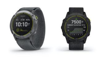 Garmin lança relógio com recarga solar e bateria para 65 dias