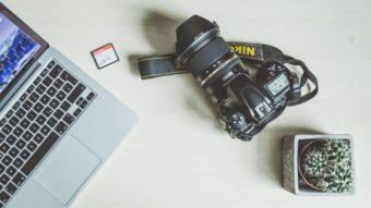 Como usar uma câmera Nikon como webcam