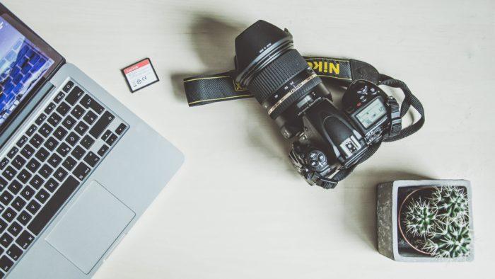 Como usar câmera Nikon como webcam