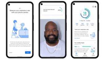 Google Fit mede frequência cardíaca e respiração com câmera do celular