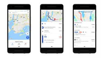 Google Maps vai vender passagem de ônibus e metrô em 80 cidades